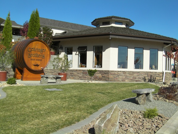 Gehringer Brothers Estate Winery tasting room