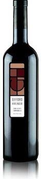gifford-hirlinger-tempranillo-2010-bottle