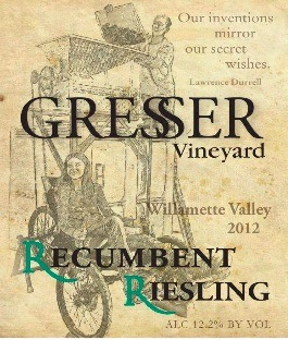 gresser-vineyard-recumbent-riesling-2012-label
