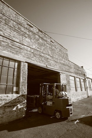 Scott Kelley and Dyson DeMara have launched Paul O'Brien Winery at the former Hansen Chevrolet Building in Roseburg, Ore.