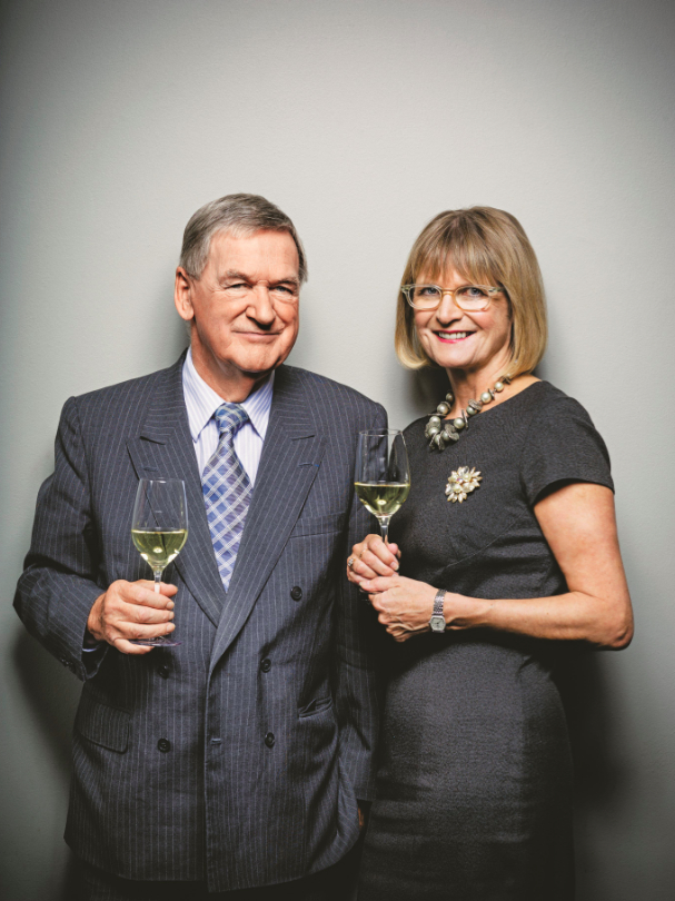 Famed British writers Hugh Johnson and Jancis Robinson collaborated on seventh edition of 'The World Atlas of Wine.' Johnson wrote the first edition, published in 1971, and this latest revision is the first since 2007.