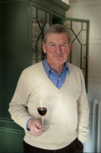 British wine author Hugh Johnson recently wrote the 37th edition of 'Hugh Johnson's Pocket Wine Book 2014.'