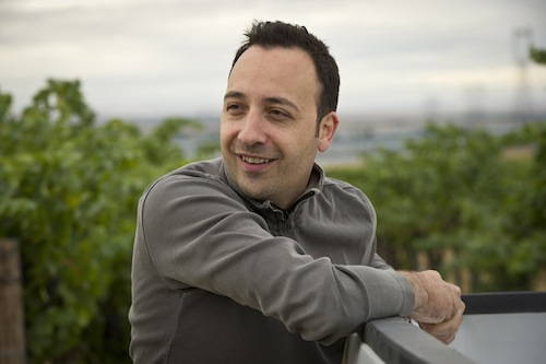 Juan Munoz-Oca, head winemaker, Columbia Crest Winery, Horse Heaven Hills, Washington state.