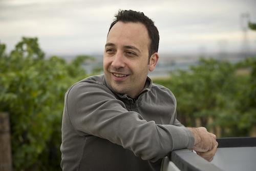 Juan Munoz-Oca, head winemaker, Columbia Crest Winery, Horse Heaven Hills, Washington state.