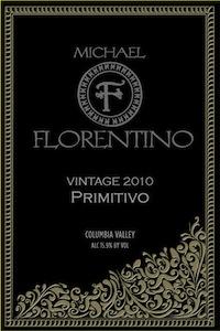 Michael Florentino Cellars Primitivo