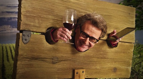 The Recommendeuer is portrayed by actor Greg Proops.