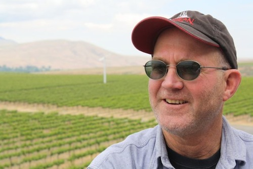 Scott Williams is the winemaker at Kiona Vineyards and Winery on Red Mountain in Washington state.