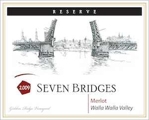 seven-bridges-winery- reserve-merlot-2009-label