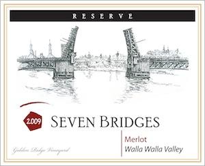 seven-bridges-winery- reserve-merlot-2009-label