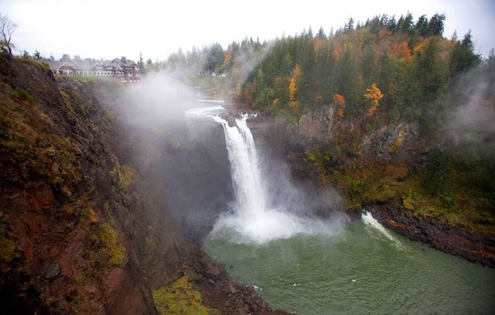 The Salish Lodge & Spa, which overlooks Snoqualmie Falls, created two Washington winery partnerships as part of iits 25th anniversary celebration this year.