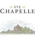 ste chapelle log white wine 120x134 - Ste Chapelle 2012 Chardonnay, Snake River Valley, $13