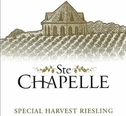 ste-chapelle-special-harvest-riesling-label