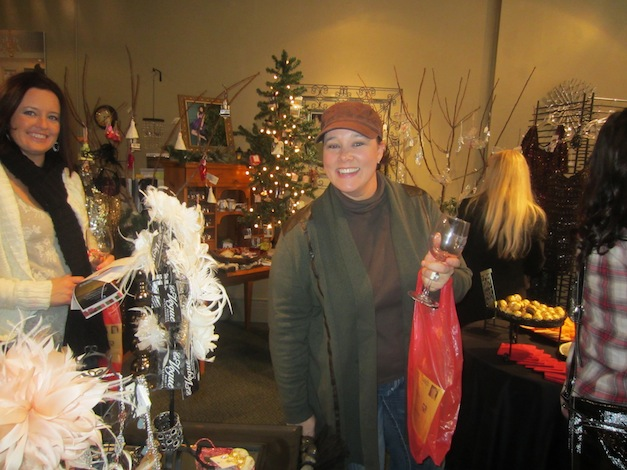 The Wenatchee Downtown Association and Wenatchee Wine Country welcome wine enthusiasts into downtown stores to taste wine and get ideas for holiday gifts.