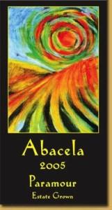 abacela-paramour-2005-label