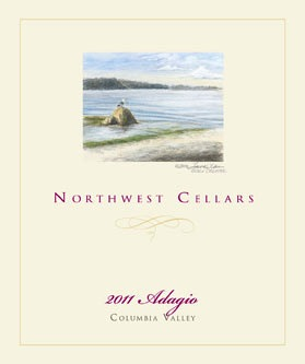 northwest-cellars-adagio-label