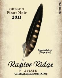 raptor-ridge-winery-2011-estate-pinot-noir-label