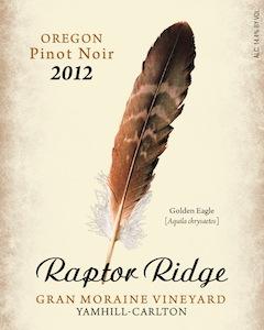 raptor-ridge-winery-gran-moraine_vineyard-pinot-noir-2012-label