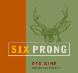 six-prong-red-wine-label