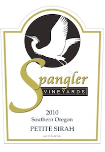 spangler-vineyards-petite-sirah-2010-label