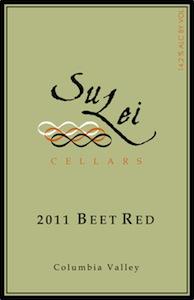 SuLei Cellars 2011 Beet Red