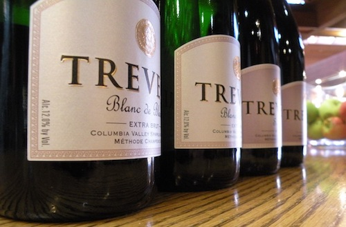 Treveri Cellars is in the Yakima Valley town of Wapato, Washington.