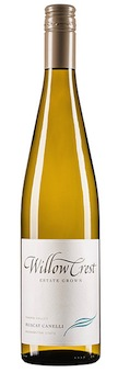 willow-crest-winery-muscat-canelli-bottle
