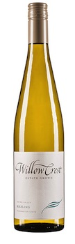 willow-crest-winery-riesling-bottle