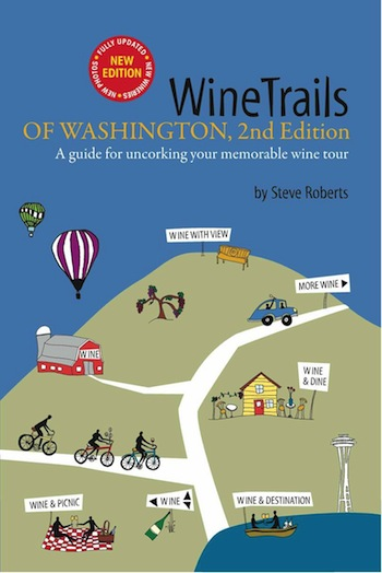 WineTrails of Washington is in its second edition.