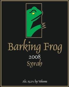 barking-frog_syrah-2008-label