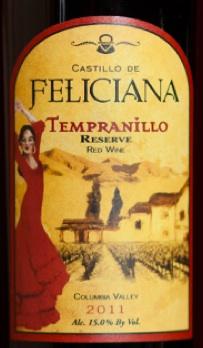 castillo-de-feliciana-reserve-tempranillo-2011-label