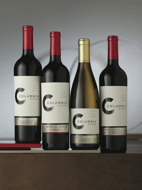 Columbia Winery in Woodinville, Washington, will release four new wines in January.