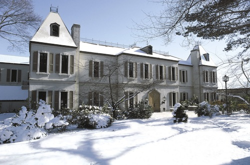 Chateau Ste. Michelle in Woodinville, Washington, draws more than 300,000 visitors each year.