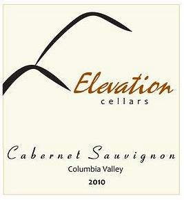 elevation-cellars-cabernet-sauvignon-2010-label