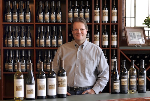 Marty Clubb is the owner of L'Ecole No. 41 in Walla Walla Valley wine country.