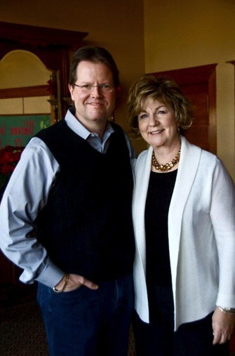 Marty and Megan Clubb, owners of L'Ecole No. 41 in Lowden, will serve as co-chairs for the 27th annual Auction of Washington Wines in 2014.