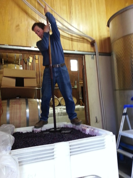 Pat Spangler, winemaker and co-owner of Spangler Vineyards in Roseburg, Ore., ranks the 2013 vintage alongside his prized 2006 vintage.