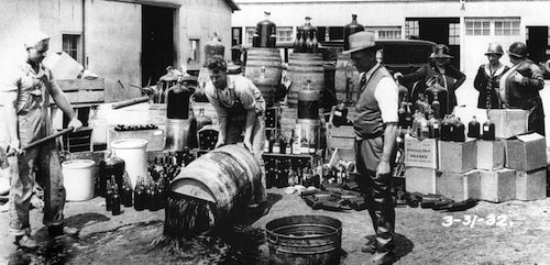 Repeal of Prohibition took place 80 years ago.