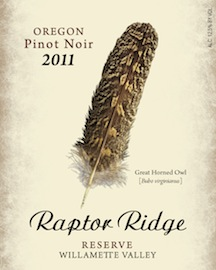 raptor-ridge-winery-reserve-pinor-noir-2011-label