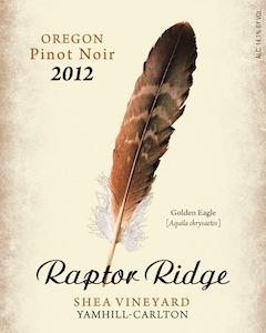 raptor-ridge-winery-shea-vineyard-pinot-noir-2012-label