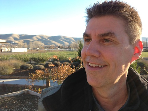 Sean Hails is head winemaker for Columbia Winery in Woodinville, Washington.