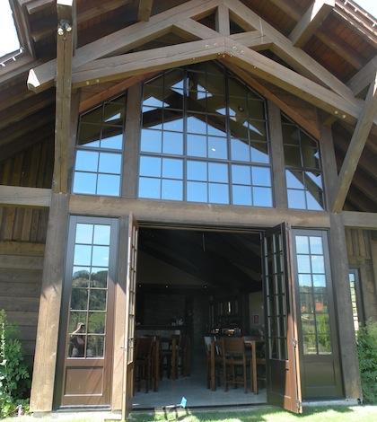 Silvara Vineyards is two miles east of Leavenworth, Wash.