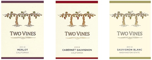 Two Vines will no longer be part of Columbia Crest winery in Washington state.