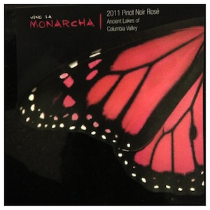 vino-la-monarcha-pinot-noir-rose-2012-label