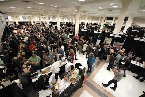 The Seattle Wine & Food Experience is Feb. 23, 2014.