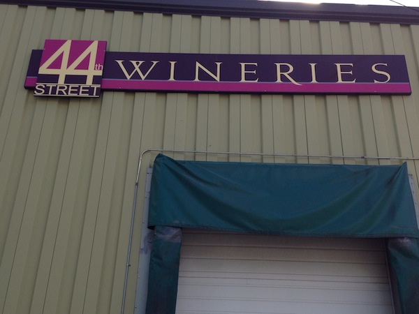 The 44th Street Wineries in Garden City, Idaho, are Cinder Wines, Coiled Wines and Telaya Wine Co.