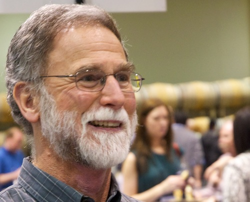 Bob Betz, Master of Wine, was honored at the 2014 Washington Wine Awards.