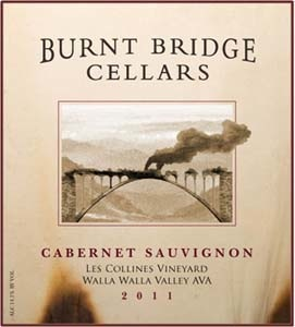 burnt-bridge-cellars-les-collines-vineyard-cabernet-sauvignon-2011-label
