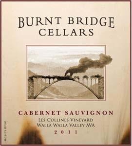 burnt-bridge-cellars-les-collines-vineyard-cabernet-sauvignon-2011-label