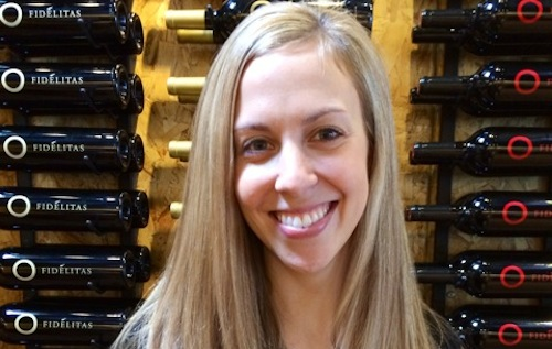 Jess Zander is the new general manager of Fidelitas Wines, which has tasting rooms on Red Mountain and in Woodinville, Washington.