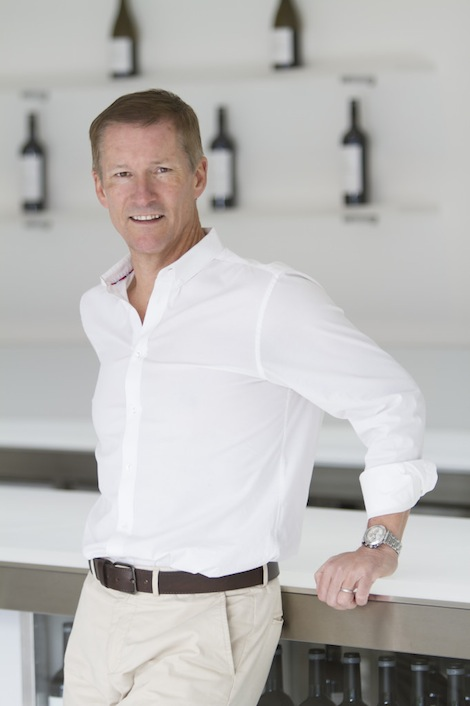 Vancouver businessman John Skinner is proprietor of Painted Rock Estate Winery Ltd., in Penticton, British Columbia.